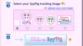 SpyPig : Receive Read Receipt Confirmation for Emails