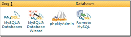 mysqldatabase thumb How to Install Active Collab : Project Management Tool