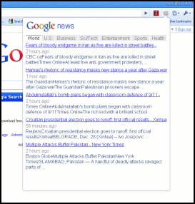 tabbed news reader 5 Google Chrome Extensions to Track RSS Feeds