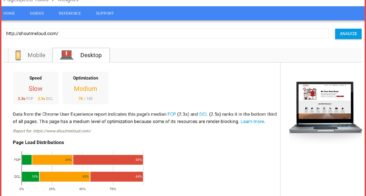 Google PageSpeed Insights Tool: Optimize Website for Faster Loading