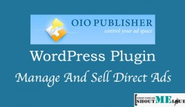 OIO Publisher WordPress Plugin: Manage And Sell Direct Ads