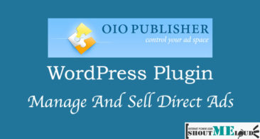 OIOpublisher WordPress Plugin: Manage And Sell Direct Ads
