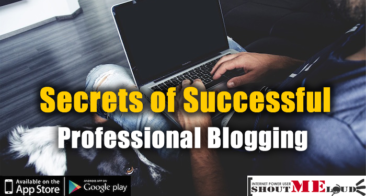 6 Secrets of Successful Professional Blogging