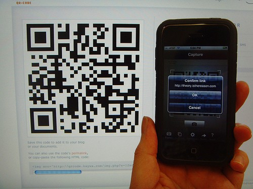 QR Codes How to Add QR Codes to Your WordPress Blog