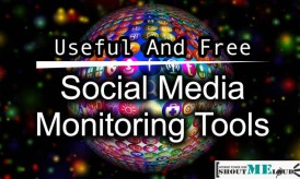 4 Useful Free Social Media Monitoring Tools