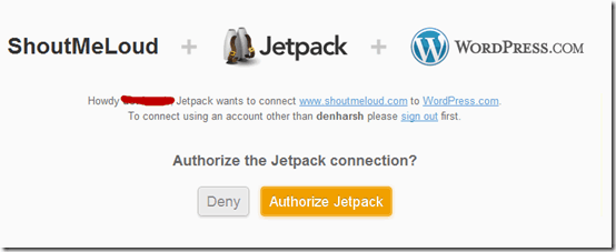 authorize-jetpack-wordpress