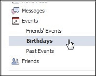 facebookreminder1 How to Set Up Facebook Birthday Notification Using Google Calendar?