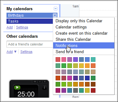 facebookreminder6 How to Set Up Facebook Birthday Notification Using Google Calendar?