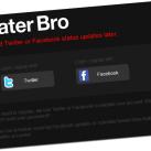 How to Schedule Facebook Status Update
