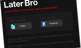 How to Schedule Facebook Status Update