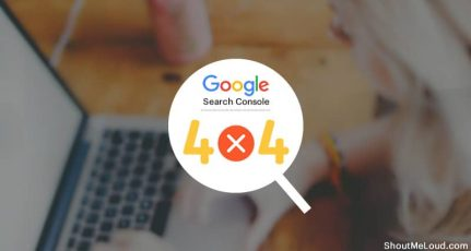 How To Find 404 Error Pages using Google Search Console
