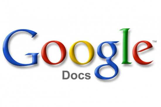 Google Docs 550x366 Few Amazing Google Products  You Probably Not Heard About