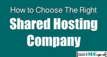 How To Choose The Best Shared Hosting For WordPress