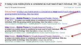 Blog Copying Article Ranking Higher After Google Panda Effect