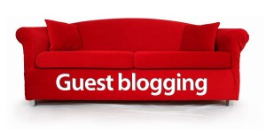 guest blogging 300x150 5 Steps to Effective Guest Blogging