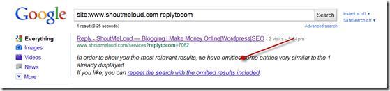 replytocomsearchresult thumb How to Fix ReplytoCom Links Issue in WordPress [Updated]