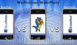 BlueHost Vs Hostgator Vs Dreamhost [Webhosting Comparison]