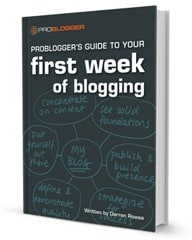 probloggerfirstweekblogging thumb ProBlogger eBook for Newbie Bloggers: First week of Blogging