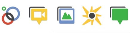 Google  Project Icons