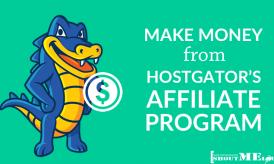 How to Make Money from Hostgator's Affiliate Program