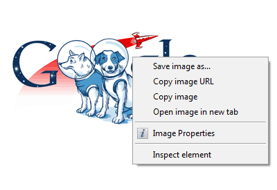 Image Properties Context Menu 6 tips to improve Google Chrome functionality