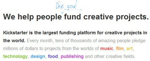 Kickstarter Start thumb How to Fund Your Ideas Through Kickstarter