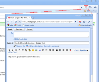 Send from Gmail 6 tips to improve Google Chrome functionality
