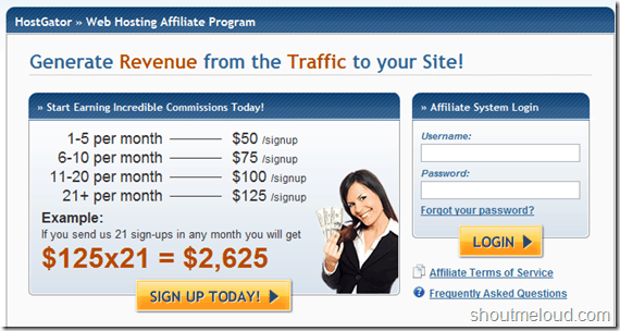 hostgatoraffiliateprogram thumb How to Make Money from Hostgator Affiliate Program