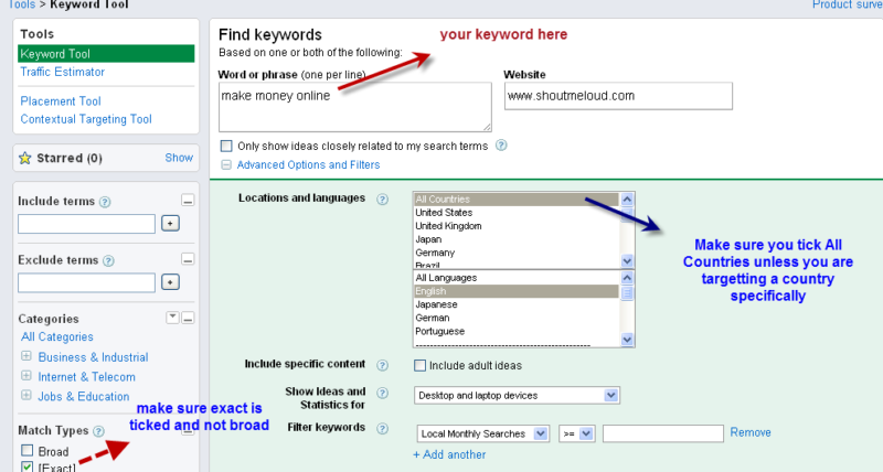 Why You Can't Rank For Keyword Make Money Online