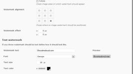 Watermark Reloaded Plugin : Watermark Images on WordPress