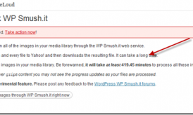 Smush.it Added Bulk WordPress Image Smushing Option