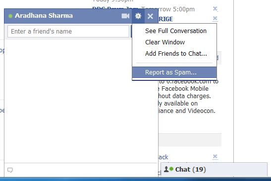 Facebook Group Chat How to use Facebook Group Chat Feature