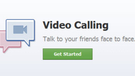 Facebook Announces Video Chat and More