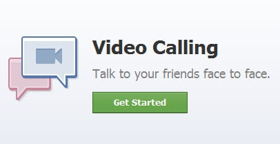 Facebook video chat Facebook Announces Video Chat and More