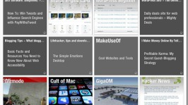 FlipBoard: Magazine Style Feed reader for iPad