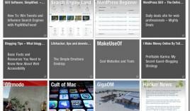 FlipBoard: Magazine Style Feed reader for iPad