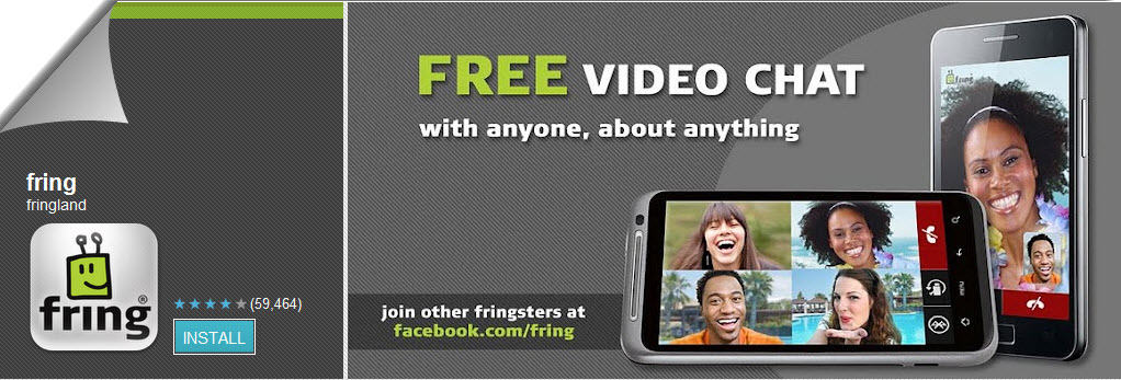 Fring application Top Free Android Apps For Mobiles & Tablet