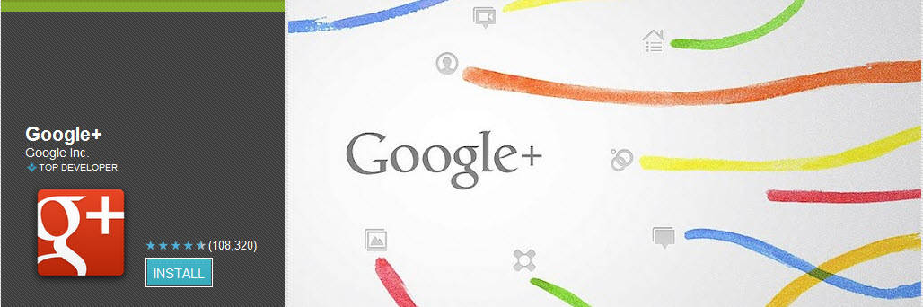 Google+ Top Free Android Apps For Mobiles & Tablet