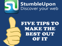 5 Tips to get the most out of StumbleUpon