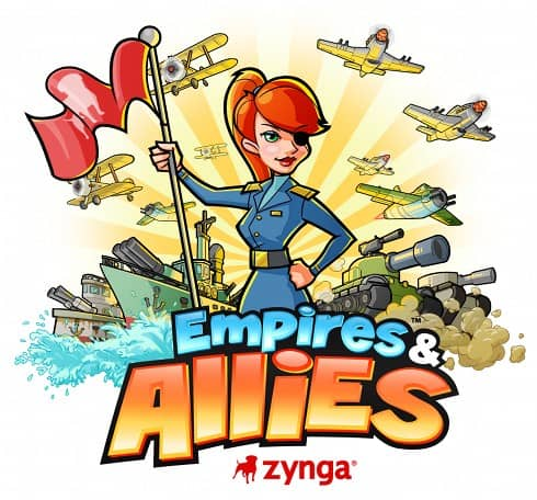 empires and allies Top 3 Facebook Social Games