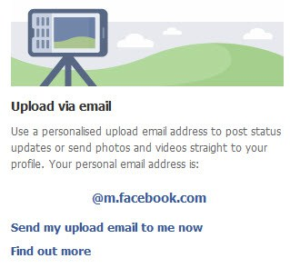 facebook email How to Publish Updates on Facebook and Twitter from Google+