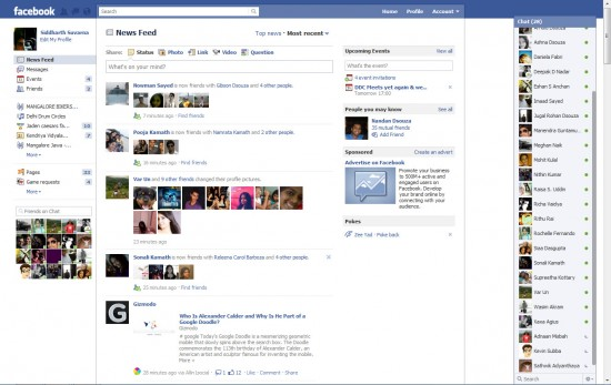 facebook old chat fullscreen 550x347 Facebook Woes: How to Get the Old Chat Back