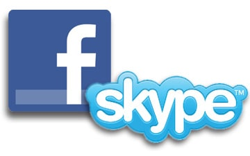 facebook skype Facebook Video Chat To be Launched Next Week