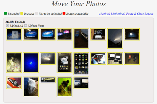 move your photos extension