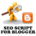[BlogSpot SEO] Simple Script to Optimize Your Blog for SEO