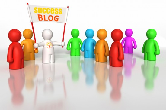 success blog 550x366 How to Make Your New Tech Blog Success?