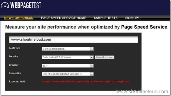 Google CDN based Paid Page Speed service Announced