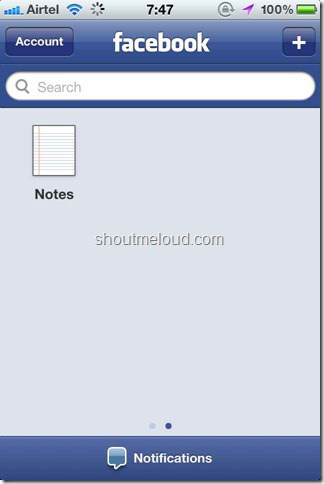 Facebooknotes thumb How to Delete All Imported Notes on Facebook Quickly