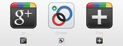 Google Plus Icon 10