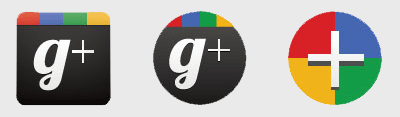 Google Plus Icon 11